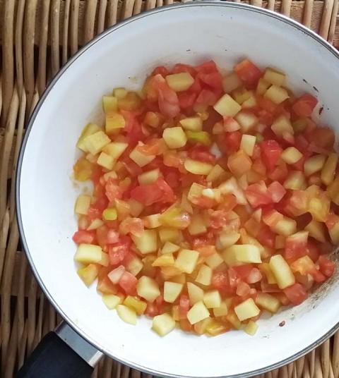 base de tomate
