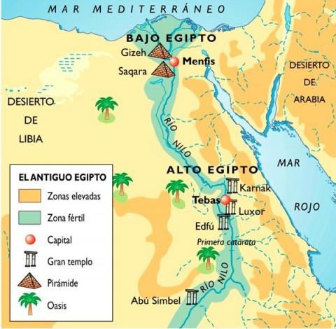 mapa--egipto-antiguo