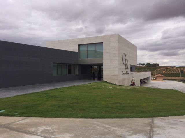 Bodegas Carmelo Rodero, técnologia y tradición.