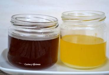 Técnicas de cocina: ghee y mantequilla clarificada, receta paso a paso con vídeo.