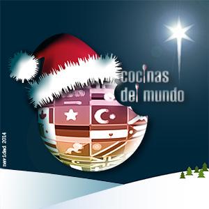 Viaje navideño por las cocinas del mundo, ¡no te lo pierdas!!