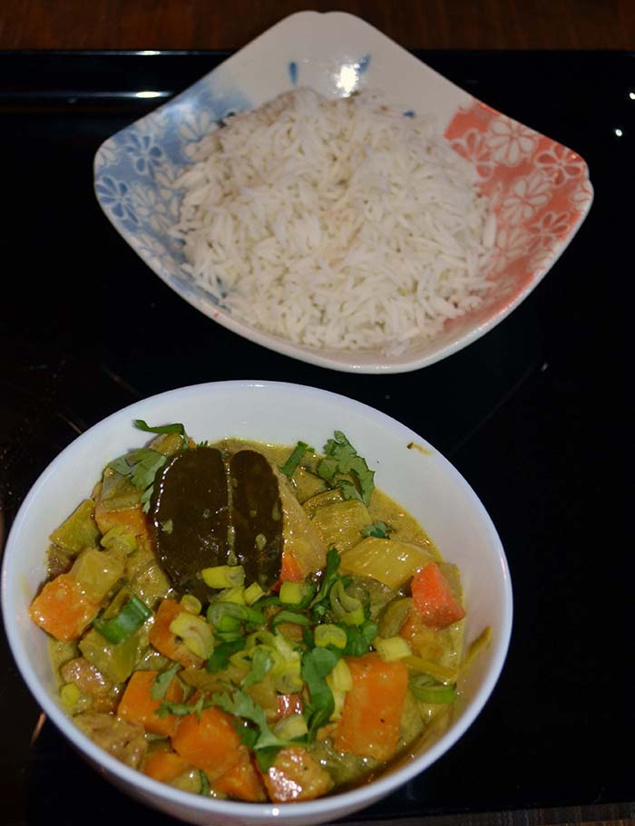 curry verde verduras 1