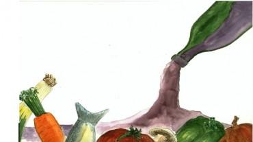 """""""De la Rioja a la huerta"""", feria de artesanía y gastronomía riojana."""