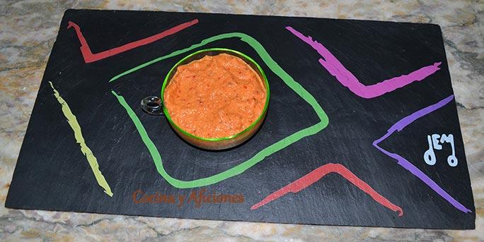 Pasta de curry rojo thai, receta paso a paso.