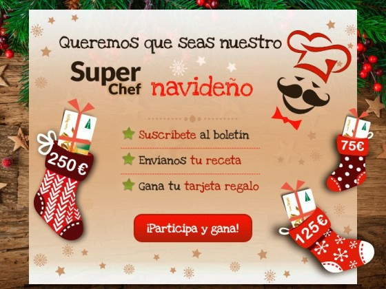 Concurso SuperChefNavideño