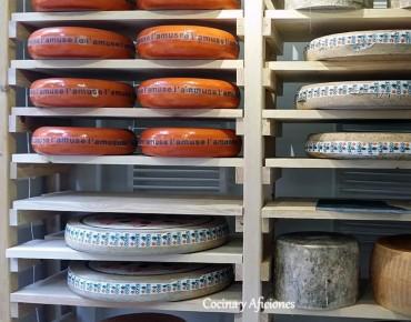 Afinar un queso, un arte y un oficio de prestigio, apuntes.