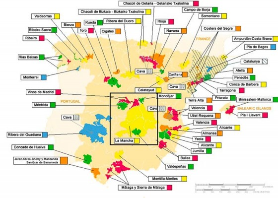 denominaciones-origen-vinos-de-espana-y-la-mancha