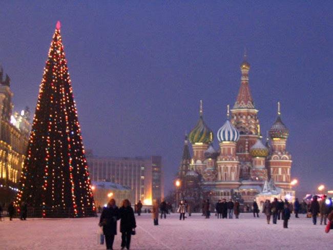 Resultado de imagen para navidad rusia