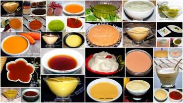 Las salsas, apuntes