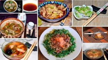 Taller de cocina japonesa caliente y casera, sabrosa, nutritiva y light.