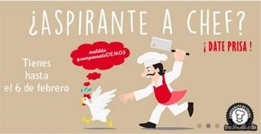 II Campeonato nacional de cocina Demos la vuelta al día.
