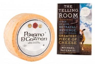 El último queso de Paramo de Guzmán a subasta.