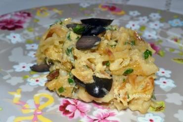 Bacalao à Bràs, la receta portuguesa de Zulmira, paso a paso.