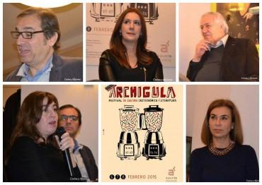Cocina y Literatura se dan la mano en el «Festival Archigula».