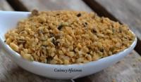 Dukkah, la delicia egipcia, receta paso a paso