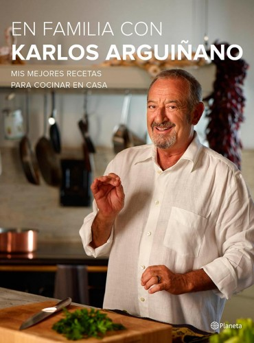 En familia con Karlos Arquiñano