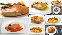 Del congelador a tu mesa, platos preparados de pescado.