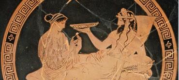 El origen y la evolución de la comida: Grecia, apuntes.