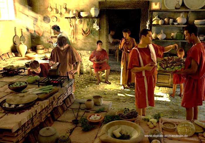 cuina-romana