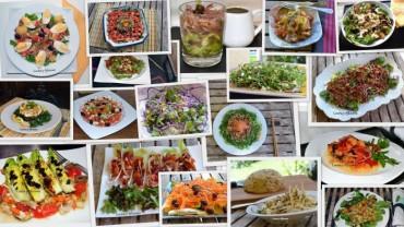 Decálogo para preparar una ensalada genial, apuntes.