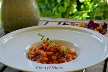 Gnocchetti sardi con jamón ibérico, receta paso a paso