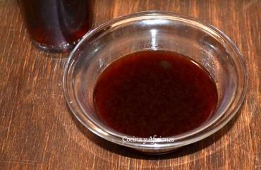 Vinagre de frutos rojos, receta paso a paso.