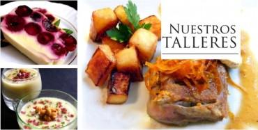 Taller: La cocina francesa clásica I