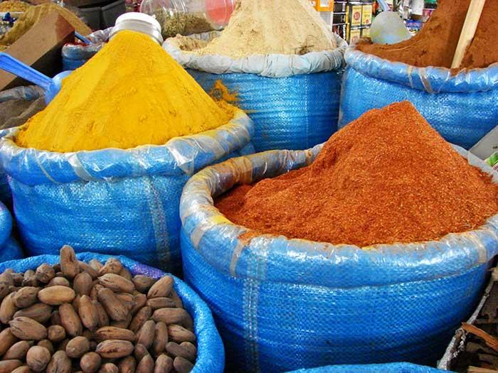 especias marruecos