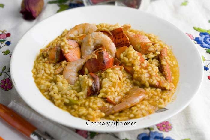 arroz-con-bogavante