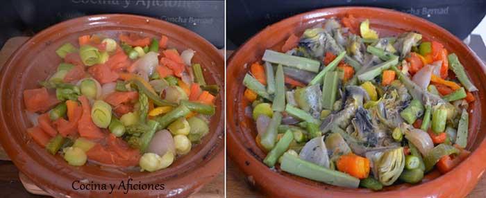 cocinando-el-tajine-de-verduras