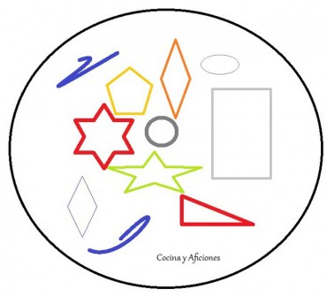 Técnica de emplatado 3: la composición y el diseño grafico, apuntes.