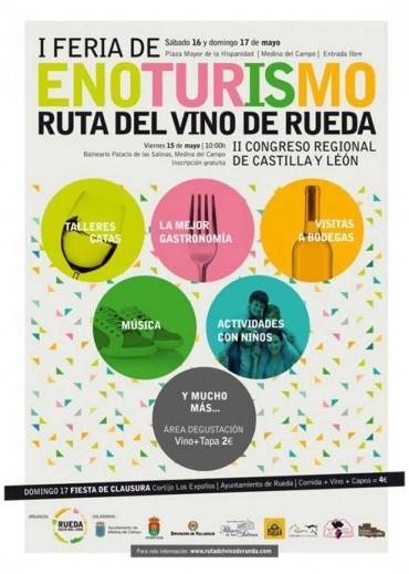 II Congreso Regional de Enoturismo de Castilla y León