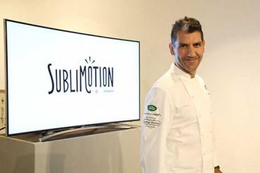 Sublimotion, la comida más cara del mundo.