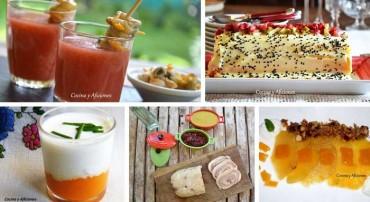 Taller: Un menú frío para que el cocinero/a pueda disfrutar de las fiestas veraniegas.