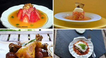 Taller de cocina de verano «gourmet», ¡unos platos exquisitos!