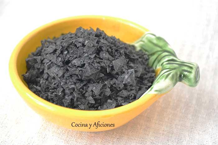sal negra de Hawai