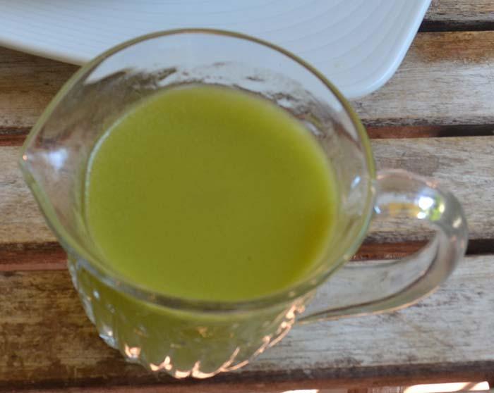 agua verde de tomate 1