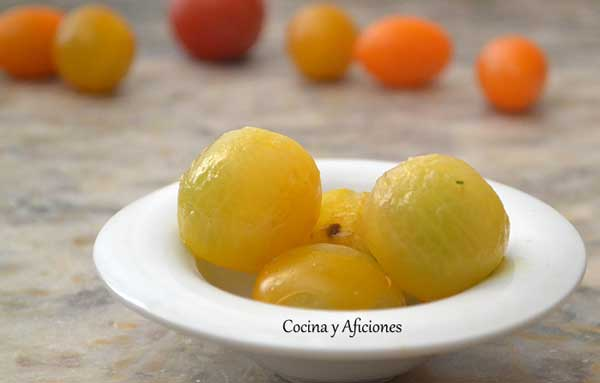 toamte-cereza-amarillo-en-aceite-de-sesamo