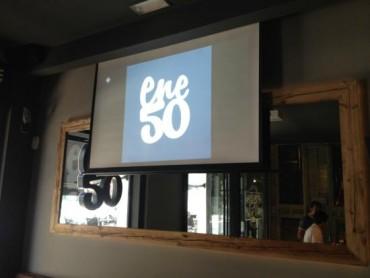 Ene50, un local agradable para disfrutar.
