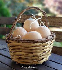 El huevo conoce lo que comes, apuntes.