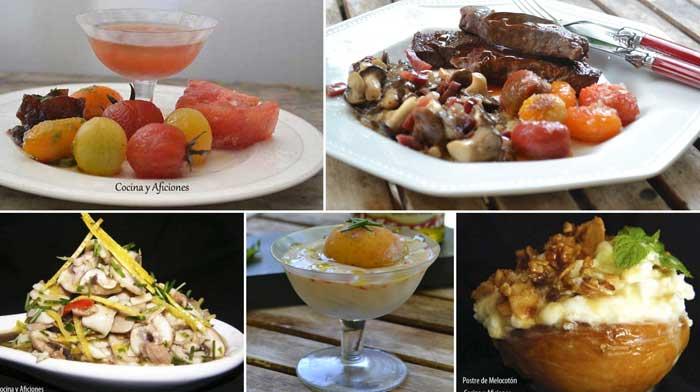 collage-comida-navidad