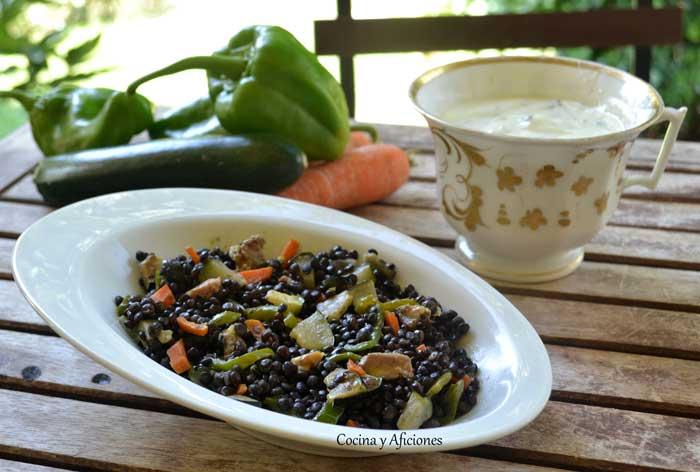 ensalada-de-lentejas-caviar-y-foie