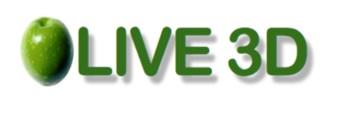 logo olive 3d