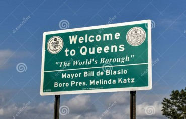 Prepara los billetes, nos vamos a… Queens, Nueva York.