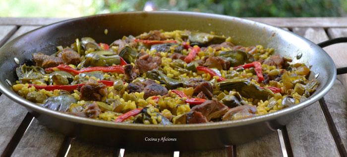 arroz-con-pato-y-alcachofas-4