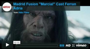 Madrid fusión 2016, el vídeo, el programa y la APP para el móvil.