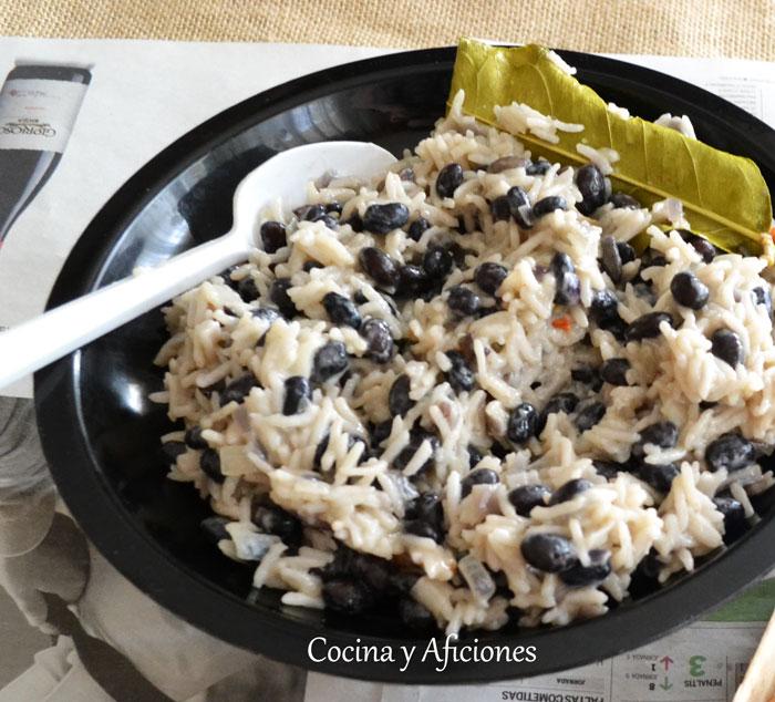 arroz-con-frijoles
