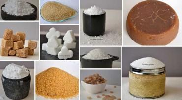 Tipos y variedades de Azúcar que encontrarás en el mercado, apuntes.