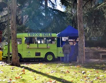 """""""I Expo Food Trucks"""" en Nuevos Ministerios (Madrid)"""