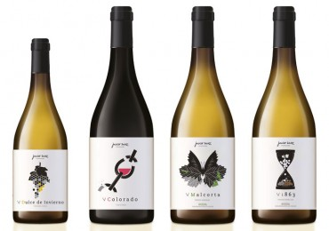 "Los especiales vinos ""V"" de Bodegas Javier Sanz Viticultor"